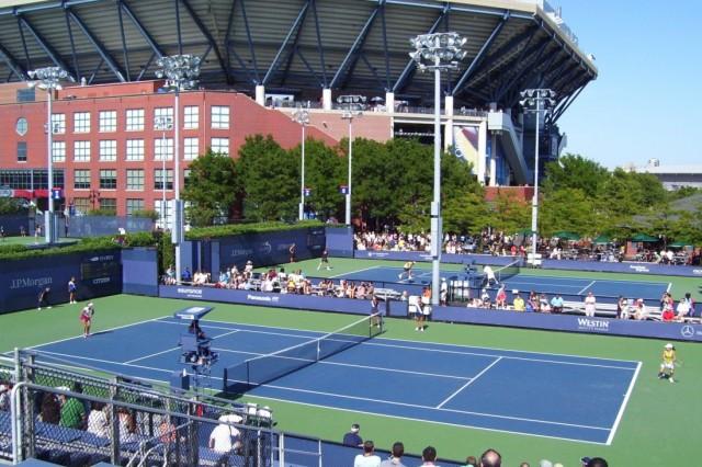 USTA Billie Jean King National Tennis Center, New York