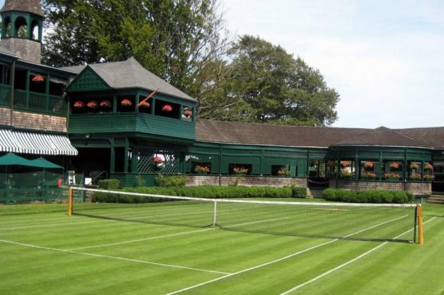 Tennis Hall of Fame, Newport, Rhode Island