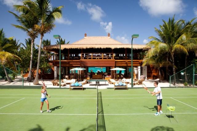 Necker Island Court, British Virgin Islands