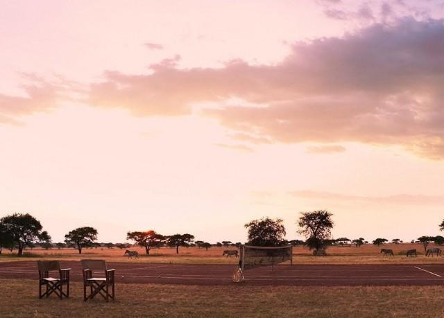 Singita Sabora Camp, Tanzania