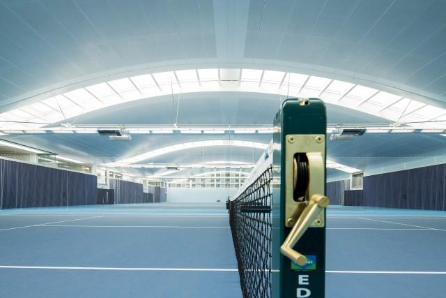 The Hurlingham Raquet Center, Londra