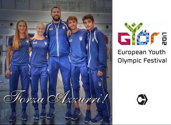 european youth olympic Festival 2017