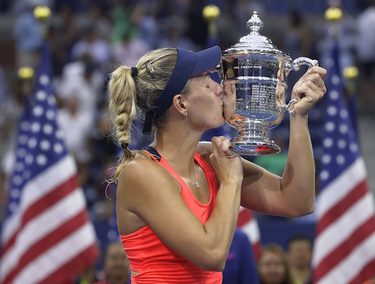 Angelique Kerber vince e sale al primo posto WTA