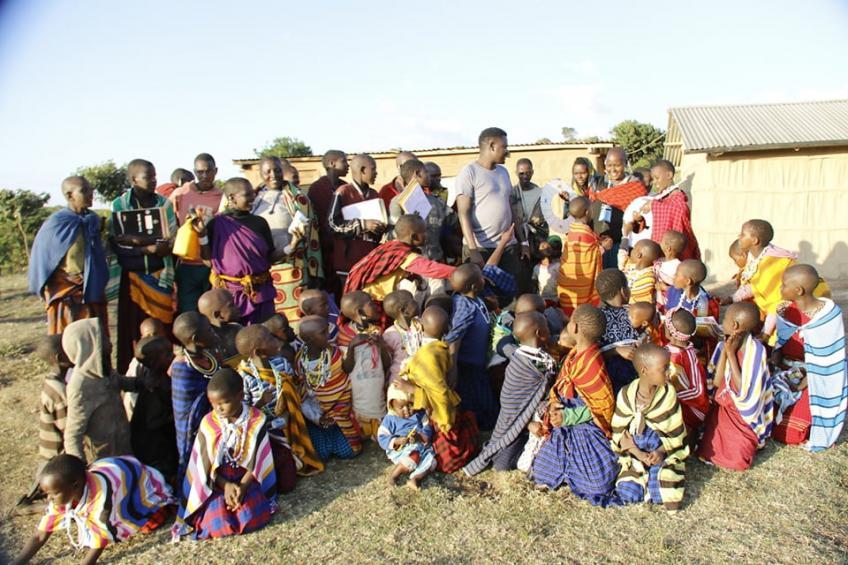 Tennis World Foundation - progetto sostegno Tanzania