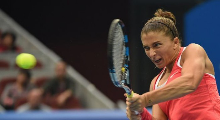 WTA PECHINO - Sara Errani domina il primo set 0133b358feb58