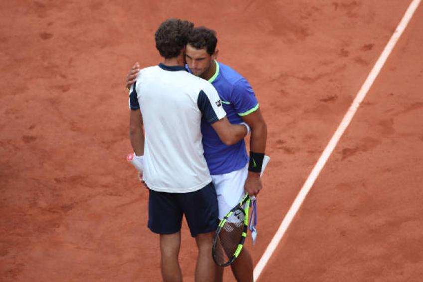 """Sportività Carreno Busta: """"Mi piacerebbe vedere Nadal alle ATP Finals"""""""