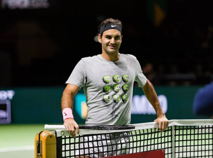 Tennis, Federer-Seppi, che semifinale a Rotterdam
