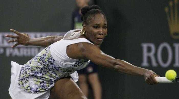 WTA INDIAN WELLS - Venus è più Williams di Serena. Wozniacki e Kerber ok