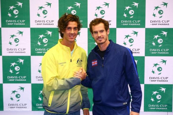 """Andy Murray è irriconoscibile"" - Thanasi Kokkinakis"