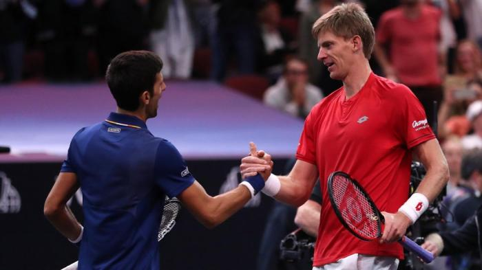 "Kevin Anderson: ""Posso battere Novak Djokovic in futuro"""