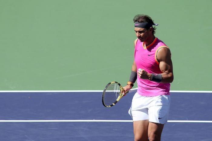 Atp Indian Wells - Il dolore non ferma Nadal: sarà big match con Federer