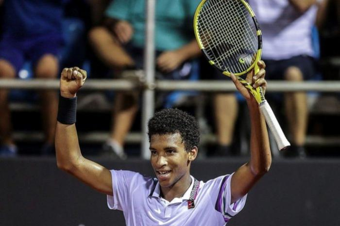 Mutua Madrid Open, la seconda wild card va a Felix Auger-Aliassime
