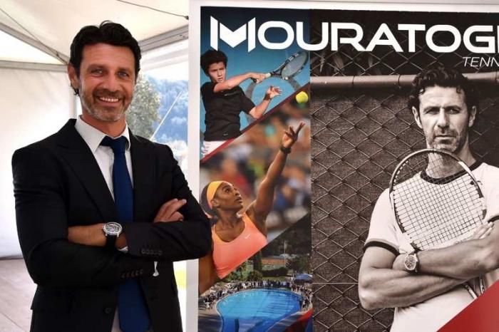 "Patrick Mouratoglou, il ""self made man"" del tennis"