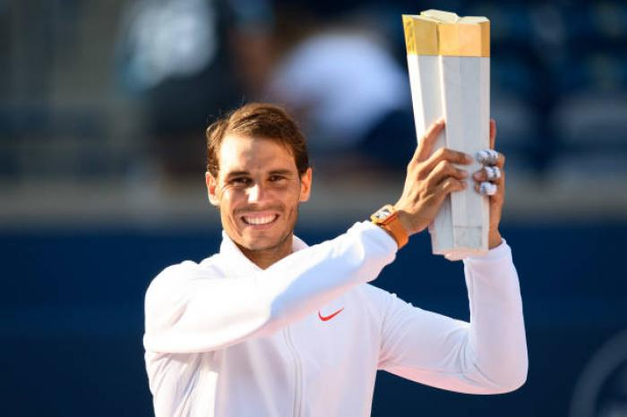 Atp Montreal - Nadal campione in carica, Roger Federer in dubbio