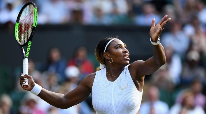 Wimbledon: multe salate per Serena Williams e Kyrgios. Tomic non ci sta