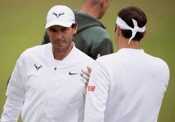 """""""Roger Federer e Nadal si sfideranno in semifinale a Wimbledon"""" -Ivanisevic"""