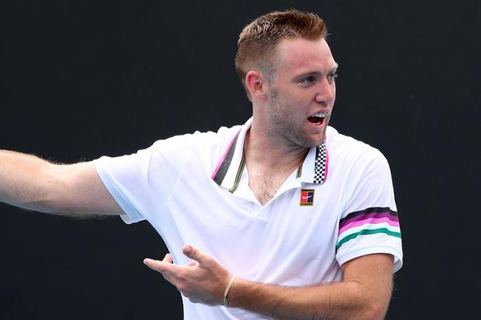 Il misterioso incidente è alle spalle: Jack Sock torna all'ATP di Atlanta