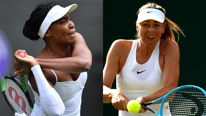 Maria Sharapova e Venus Williams tra le wild card di Cincinnati