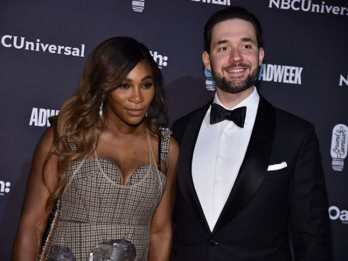 "Il marito di Serena Williams: ""Papà, prendete il congedo di paternità!"""