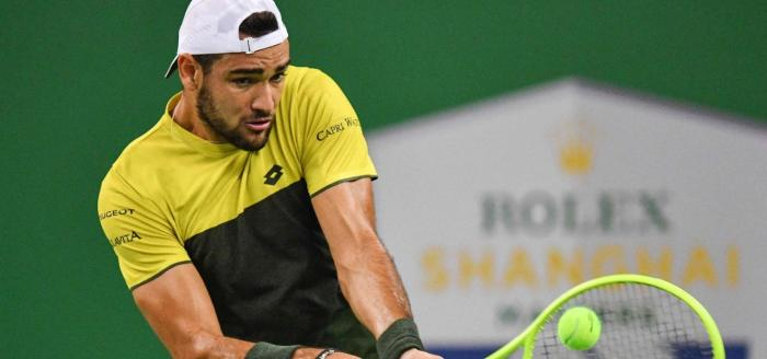 "Matteo Berrettini: ""La top ten? Ci penso, ma carriera ancora lunga"""