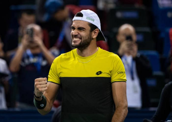 Ranking Atp - Wta 14/10/2019: Matteo Berrettini, top 10 e Finals vicine!