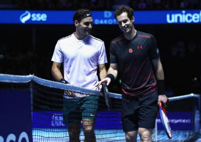 Lloyd analizza le differenze tra Roger Federer ed Andy Murray