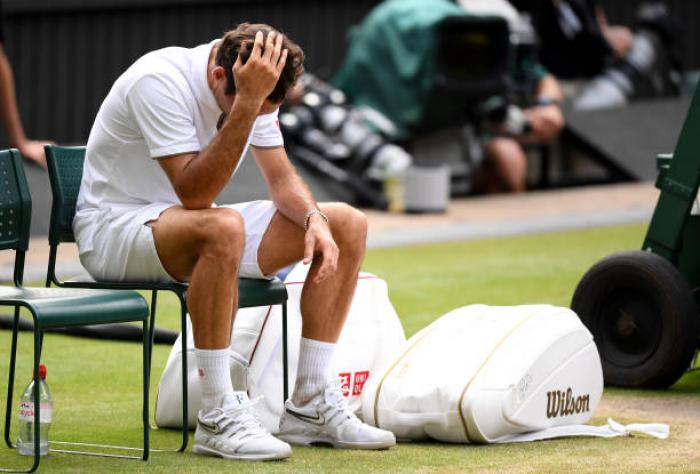 "Roger Federer: ""Stagione incredibile se avessi vinto Wimbledon"""