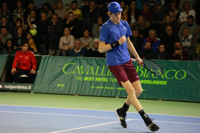 Challenger e Futures - Jannik Sinner trionfa a Ortisei ed entra in Top 80