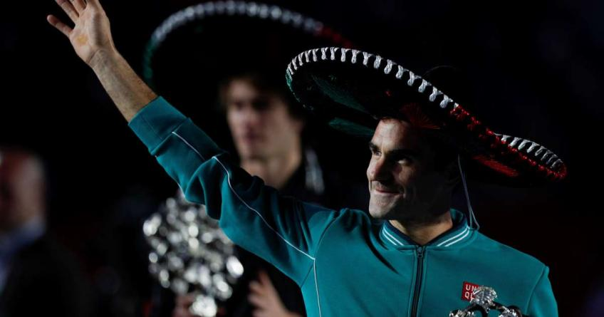Roger Federer nel 2021 in Messico ad Acapulco o Los Cabos?