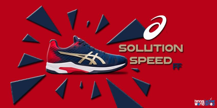 David Goffin - La recensione delle sue Asics Solution Speed FF