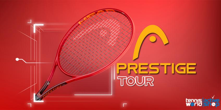 La nuova Head Prestige Tour