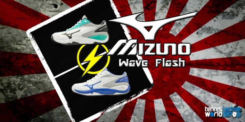 Le leggerissime Mizuno Wave Flash