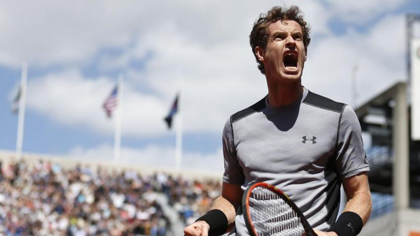Andy Murray di nuovo in campo per un evento di beneficenza