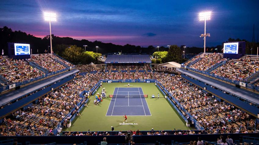 Tournée americana in sospeso, ATP 500 di Washington a rischio cancellazione