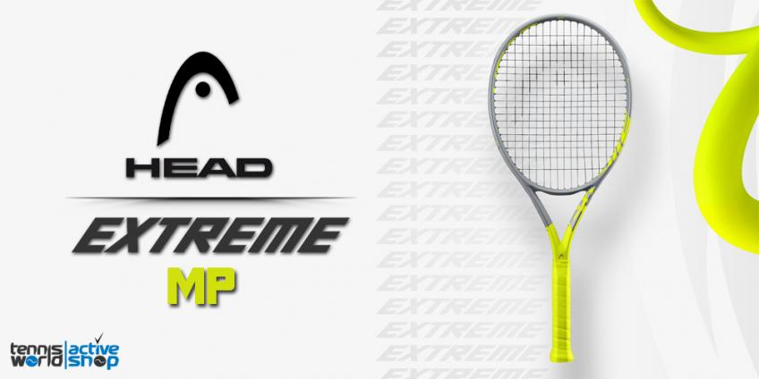 La nuova Head Extreme MP