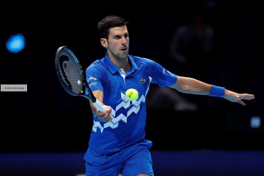 "Novak Djokovic: ""Thiem è in gran forma. Mi aspetto una dura battaglia"""