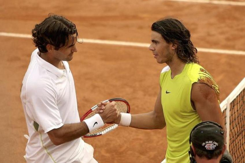Amarcord, quell'indimenticabile Federer Nadal a Roma nel 2006