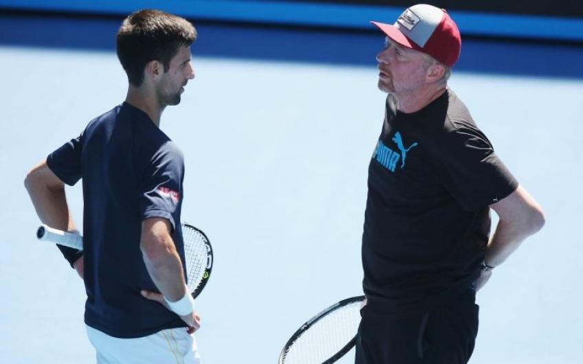 "Boris Becker difende Novak Djokovic: ""Accuse ingiustificate"""