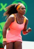 Serena Williams: ´Non mi sento al top e ciò mi infastidisce !´