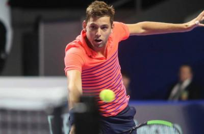 Masters 1000 Parigi-Bercy, Sock vola alle Finals: battuto Krajinovic in tre set