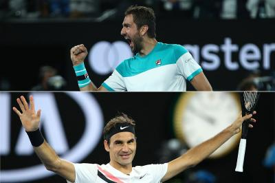 AUSTRALIAN OPEN - Preview finale: Cilic all'assalto di Federer