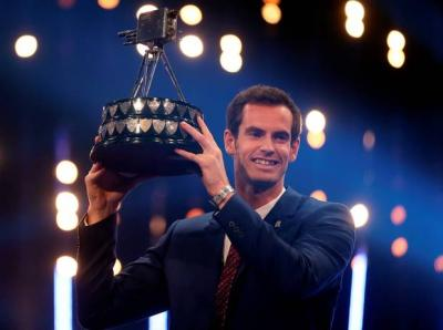 "Murray secondo nel premio ""BBC Sports Personality Of The Year"""