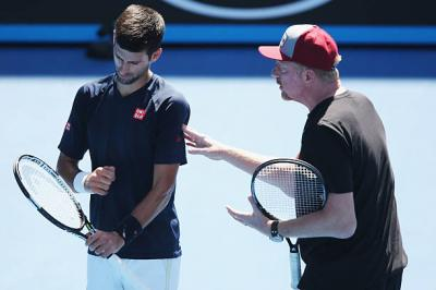 "Boris Becker: ""Djokovic un comico, quasi un intellettuale"""