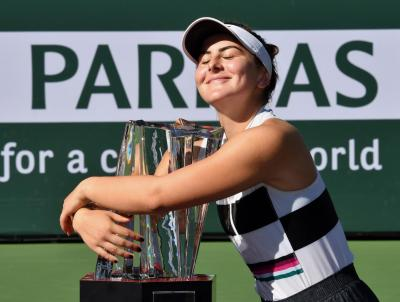 "Andreescu: ""Impresa simile a quella di Osaka. Incredibile"""