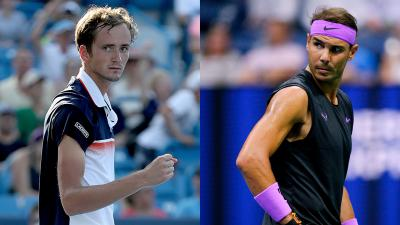 Us Open - quote e programma: Nadal vs Medvedev, finale rovente a New York