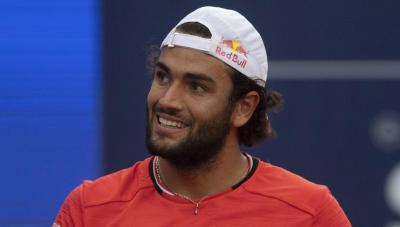 Ultimate Tennis Showdown - Berrettini completa l'opera. Battuto Tsitsipas in finale