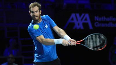 """Julien Boutter crede in Andy Murray: """"Può tornare in top 30"""""""