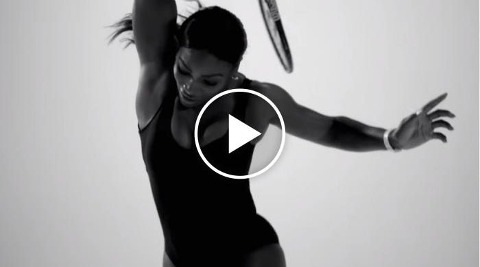 Serena Williams - Il miglior allenamento in un video