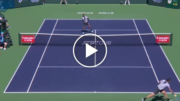Tre superpassanti da Indian Wells