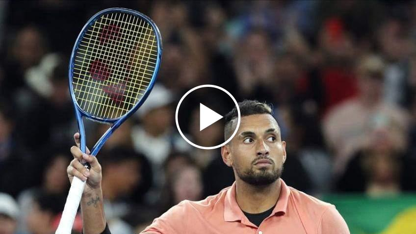 Nick Kyrgios e la quarantena: simpatico video sui social dell'australiano